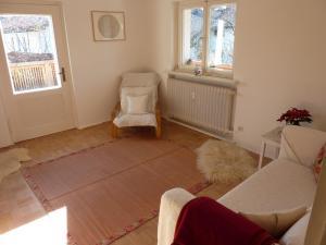 Ruhige Wohnung Mit Garten Balkon Und Holzofen Prien Am Chiemsee