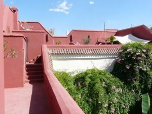 Dar El Calame, Riádok  Marrákes - big - 64