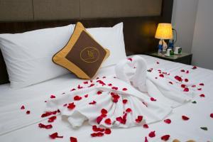 Moc Tra Hotel Tuan Chau Hạ Long, Отели  Халонг - big - 4