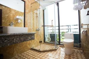 Moc Tra Hotel Tuan Chau Hạ Long, Отели  Халонг - big - 5