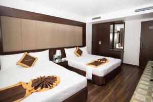 Moc Tra Hotel Tuan Chau Hạ Long, Отели  Халонг - big - 21