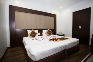 Moc Tra Hotel Tuan Chau Hạ Long, Отели  Халонг - big - 29
