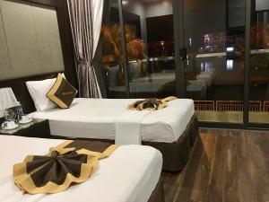 Moc Tra Hotel Tuan Chau Hạ Long, Отели  Халонг - big - 8
