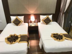 Moc Tra Hotel Tuan Chau Hạ Long, Отели  Халонг - big - 9