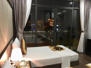 Moc Tra Hotel Tuan Chau Hạ Long, Отели  Халонг - big - 12
