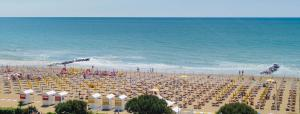 Hotel Bellevue, Hotels  Caorle - big - 37