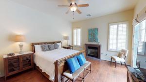 3 Bedroom Townhouse in La Quinta, CA (#LV307), Vily  La Quinta - big - 24