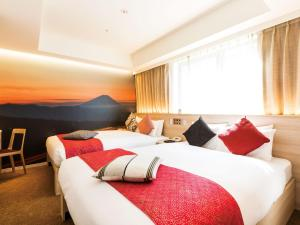 Deluxe Twin Room - 12:00 pm Check in - 12:00 pm Check out