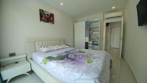 Konak Seaside Resort, Apartmanok  Alanya - big - 49