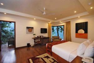 Mayfair Gangtok, Курортные отели  Гангток - big - 8