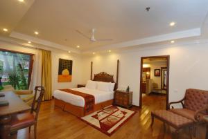 Mayfair Gangtok, Курортные отели  Гангток - big - 3
