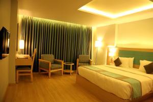 KVM Hotels, Hotely  Tiruchchirāppalli - big - 14