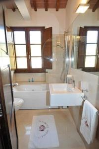 Residence Prunali, Апарт-отели  Massarosa - big - 32