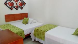 Hotel Sarali, Отели  Дорадаль - big - 15