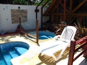 Loma Escondida Apart Cabañas & Spa, Lodges  Villa Gesell - big - 23