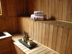Loma Escondida Apart Cabañas & Spa, Lodges  Villa Gesell - big - 16