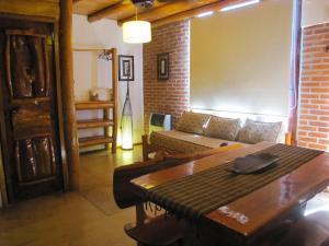 Loma Escondida Apart Cabañas & Spa, Lodges  Villa Gesell - big - 14