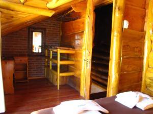 Loma Escondida Apart Cabañas & Spa, Lodges  Villa Gesell - big - 7