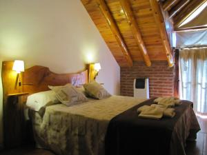 Loma Escondida Apart Cabañas & Spa, Lodges  Villa Gesell - big - 8