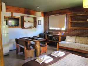 Loma Escondida Apart Cabañas & Spa, Lodges  Villa Gesell - big - 10