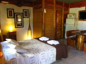 Loma Escondida Apart Cabañas & Spa, Lodges  Villa Gesell - big - 11