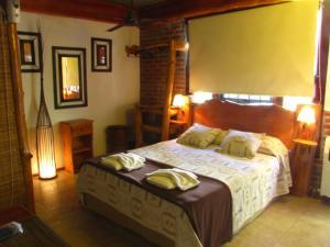 Loma Escondida Apart Cabañas & Spa, Lodges  Villa Gesell - big - 15