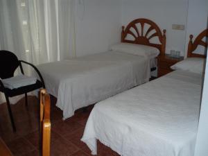 Hostal Castilla, Guest houses  Madrid - big - 22