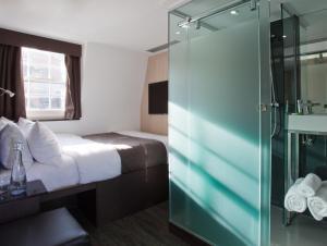 The Z Hotel Liverpool, Отели  Ливерпуль - big - 11