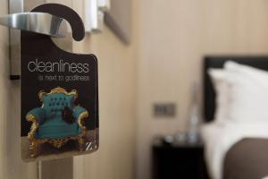 The Z Hotel Liverpool, Отели  Ливерпуль - big - 7