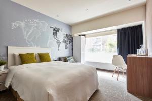 Via Loft Hotel, Hotely  Tchaj-pej - big - 23
