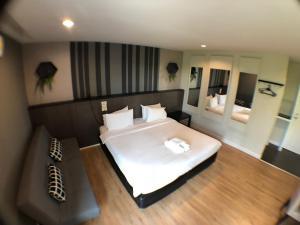 Paragon Inn, Hotely  Lat Krabang - big - 32
