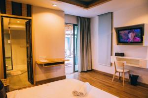 Paragon Inn, Hotely  Lat Krabang - big - 26