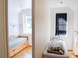 Four-Bedroom Holiday Home in Sogne, Nyaralók  Søgne - big - 3