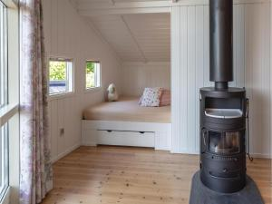 Holiday Home Slagelse with Fireplace 10, Ferienhäuser  Strandlyst - big - 14
