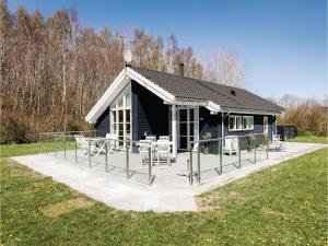 Holiday home Åbrinken Aakirkeby IV, Case vacanze  Vester Sømarken - big - 12