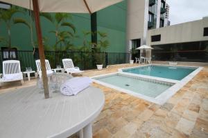Promenade Champagnat, Hotely  Belo Horizonte - big - 11