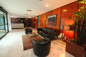 Promenade Champagnat, Hotely  Belo Horizonte - big - 12