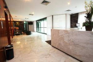 Promenade Champagnat, Hotely  Belo Horizonte - big - 25
