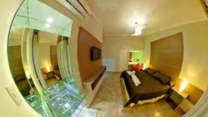 Hotel Santander, Hotely  Villa Carlos Paz - big - 11