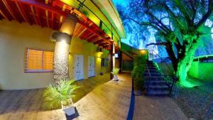 Hotel Santander, Hotely  Villa Carlos Paz - big - 9