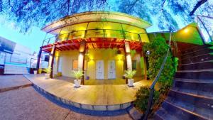 Hotel Santander, Hotely  Villa Carlos Paz - big - 7