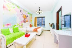 Guangzhou Bin Ke International Apartment Pazhou Branch, Apartmány  Kanton - big - 4