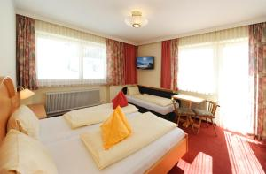 Ski in Ski out Hotel Unterellmau, Hotely  Saalbach Hinterglemm - big - 16