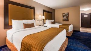 Best Western Plus Portland Airport Hotel & Suites, Hotels  Parkrose - big - 4