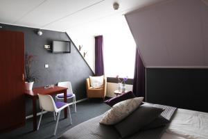 Grandcafé Hotel de Viersprong, Hotely  Schoorl - big - 30