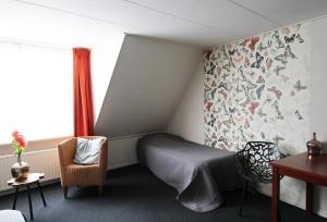 Grandcafé Hotel de Viersprong, Hotely  Schoorl - big - 6