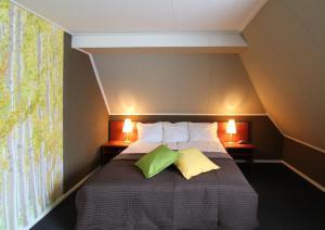 Grandcafé Hotel de Viersprong, Hotely  Schoorl - big - 5
