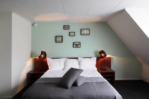 Grandcafé Hotel de Viersprong, Hotely  Schoorl - big - 4