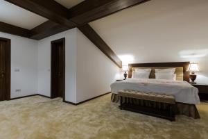Bran Monte Crai Chalet, Vendégházak  Törcsvár - big - 21