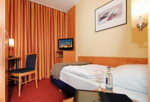 Hotel Ostmeier, Hotely  Bochum - big - 4